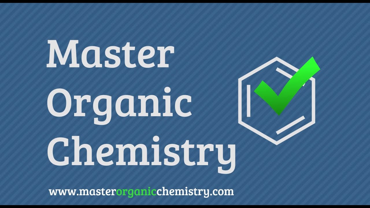Master Organic Chemistry Product Demo by Simplifilm