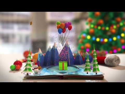 Happy Christmas From Dubai FTV