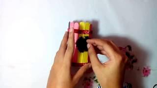How to Make Pencil Holder || DIY Pencil Holder Making || Crafts & Design