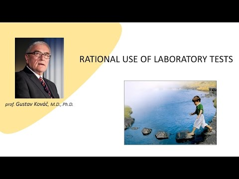 Rational use of laboratory tests