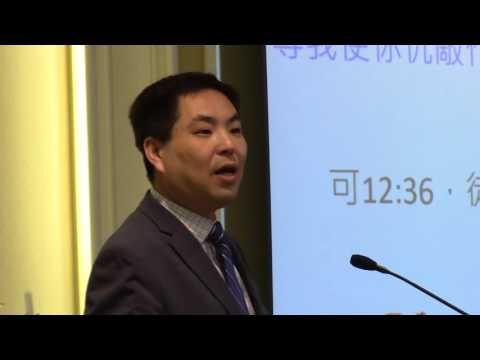 CCBA Chinese Sermon 04-23-17 -- 基督的升天:潘勝利牧師