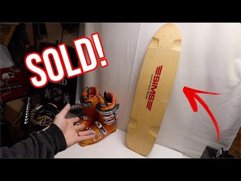 Our EBay Garage Set Up Plus DVD Wholesale Box!