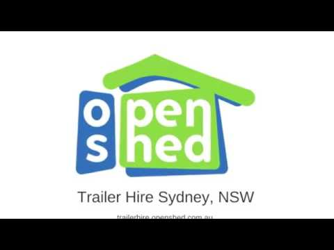 Trailer Hire in Sydney NSW