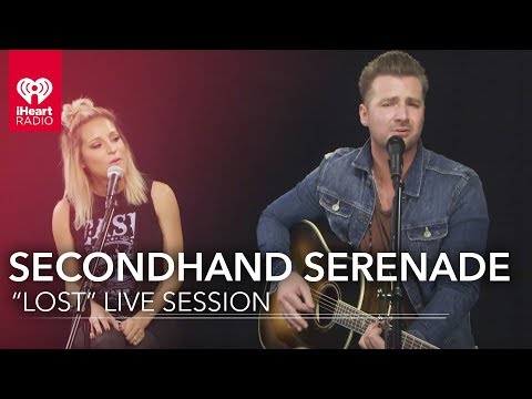 """Secondhand Serenade performs """"Lost"""" Live 