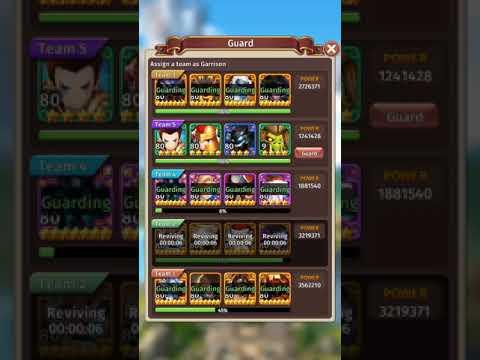 Hyper Heroes Hydra Vs. WorldElite Guild Wars