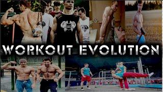 Evolution of the Russian Workout! 2008-2015 Motivation(Вот наконец-то добрался до самого ответственного видео -эволюции