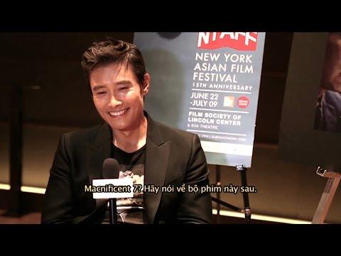 Lee Byung-Hun @ New York Asian Film Festival for 'INSIDE MEN' (2016)