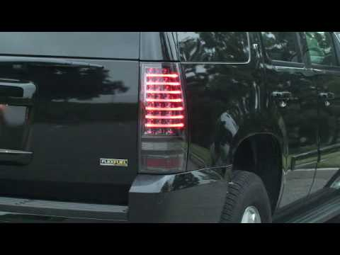 07 08 09 Chevy Tahoe Gmc Yukon Denali Led Tail Lights