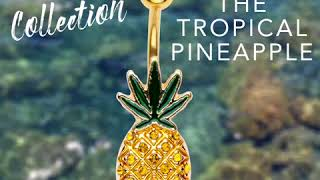 Body Candy Belly Ring Monthly Subscription Box - June 2018 Collection