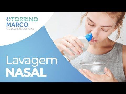 Como Fazer Lavagem Nasal Em Casa - Otorrino Marco Ensina