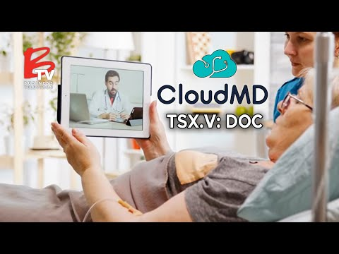 Stock Trading News | Small Cap Opportunity | CloudMD | Virtual Doctor Visits - The New Normal