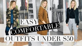 Video Casual and Comfortable Fall Outfits Under $50 download MP3, 3GP, MP4, WEBM, AVI, FLV November 2018