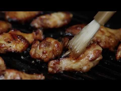 How to Make BBQ Chicken Wings | Chicken Wing Recipe | Allrecipes.com