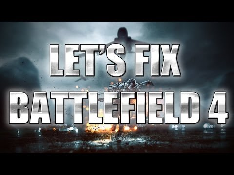 How to fix Battlefield 4 - Stuttering and Frame Drops Fixed!