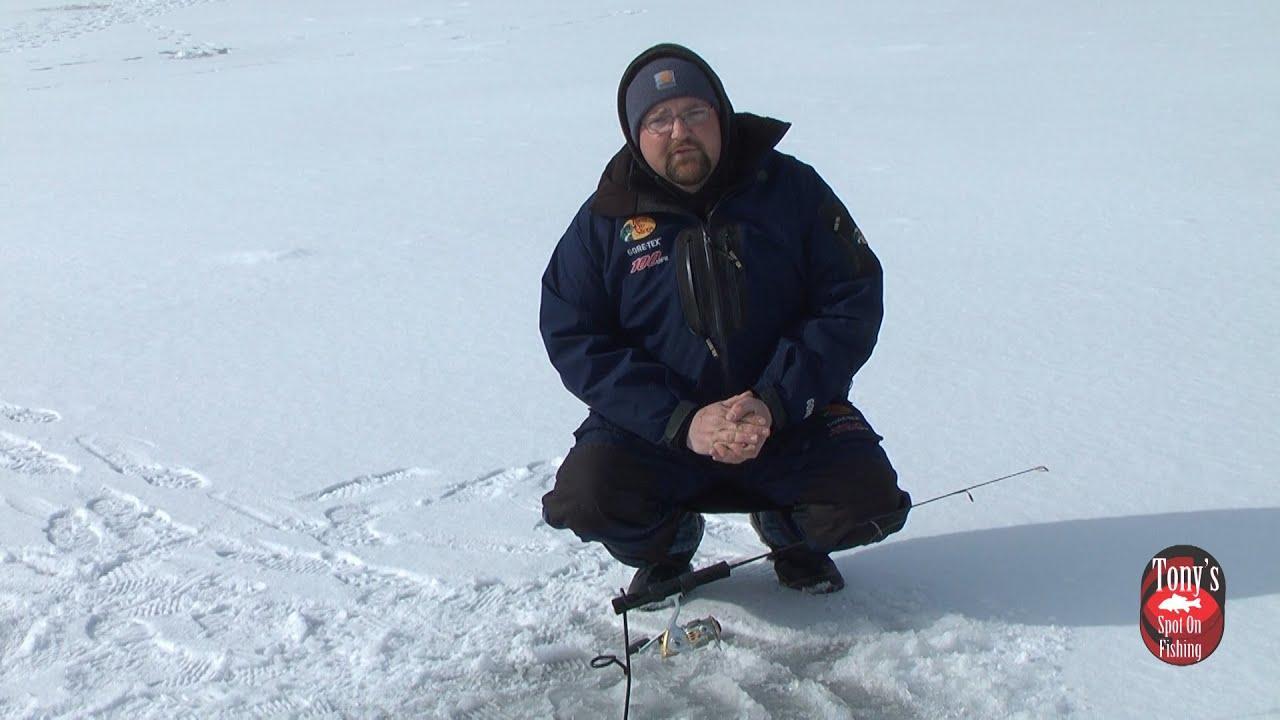 Waubonsie lake ice fishing for carp and panfish youtube for Illinois ice fishing reports