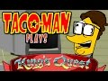 Taco-Man Plays King's Quest (MS-DOS 1987) #78