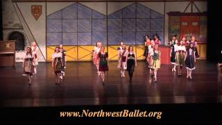 Northwest Ballet Theater Emerald Bay Ballet Promo