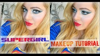 SUPERGIRL |  Makeup Tutorial  ♥ - Smashing Darling x