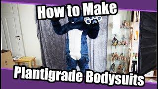 //Tutorial// Plantigrade Bodysuit