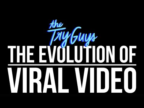 Thumbnail: The Evolution Of Viral Video - The Try Guys