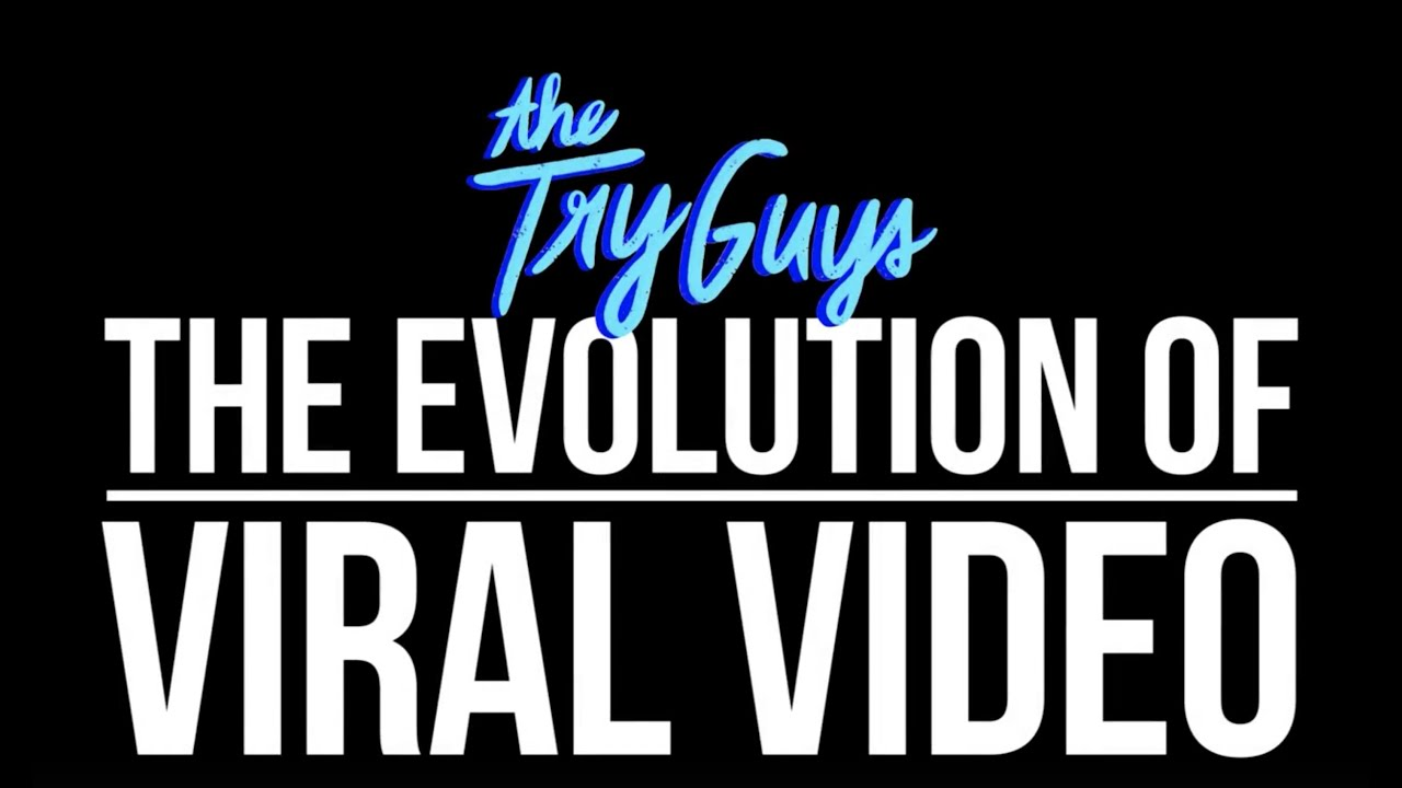 The Evolution Of Viral Video