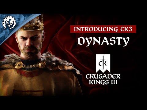 Introducing CK3 - Dynasty