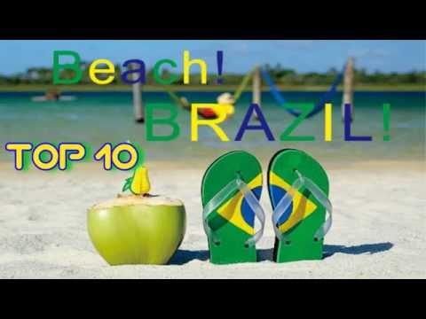 Top 10 beaches in Brazil