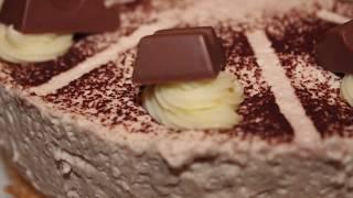 Kinder Schokolade-Sahne-Torte - Rezept - die kann jeder!
