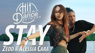 Zedd, Alessia Cara - Stay (Dance Music Video) | Kap Slap & Tritonal Remix