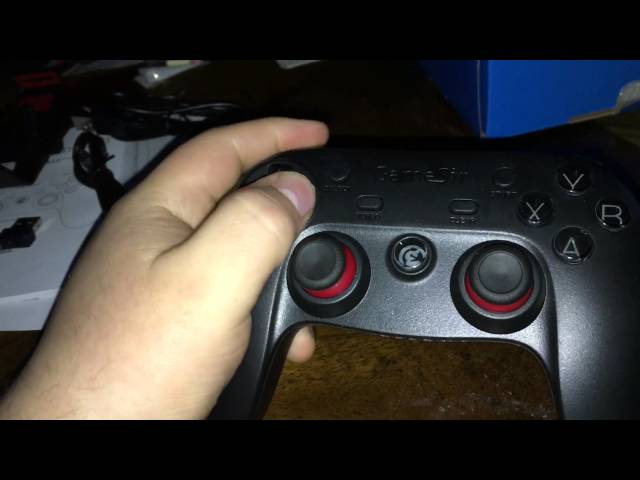 Déballage Gamesir G3S PC PS3 iOS Android