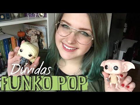 FUNKO POP - ONDE COMPRO, QUANTO PAGO, TAXAÇÃO E ÚLTIMAS AQUISIÇÕES!
