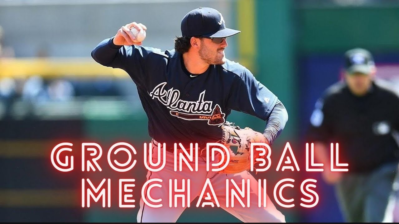 The Fundamentals Of Fielding A Ground Ball