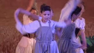 «Чё» - Эстрадный балет «Апельсин»