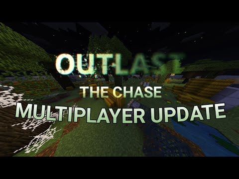 Outlast:The Chase Multiplayer Update Minecraft Bedrock