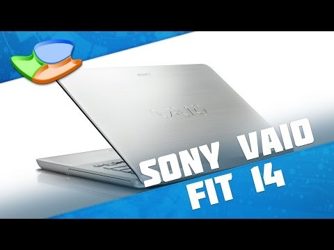 Sony VAIO Fit 14 [Análise de Produto] - Tecmundo