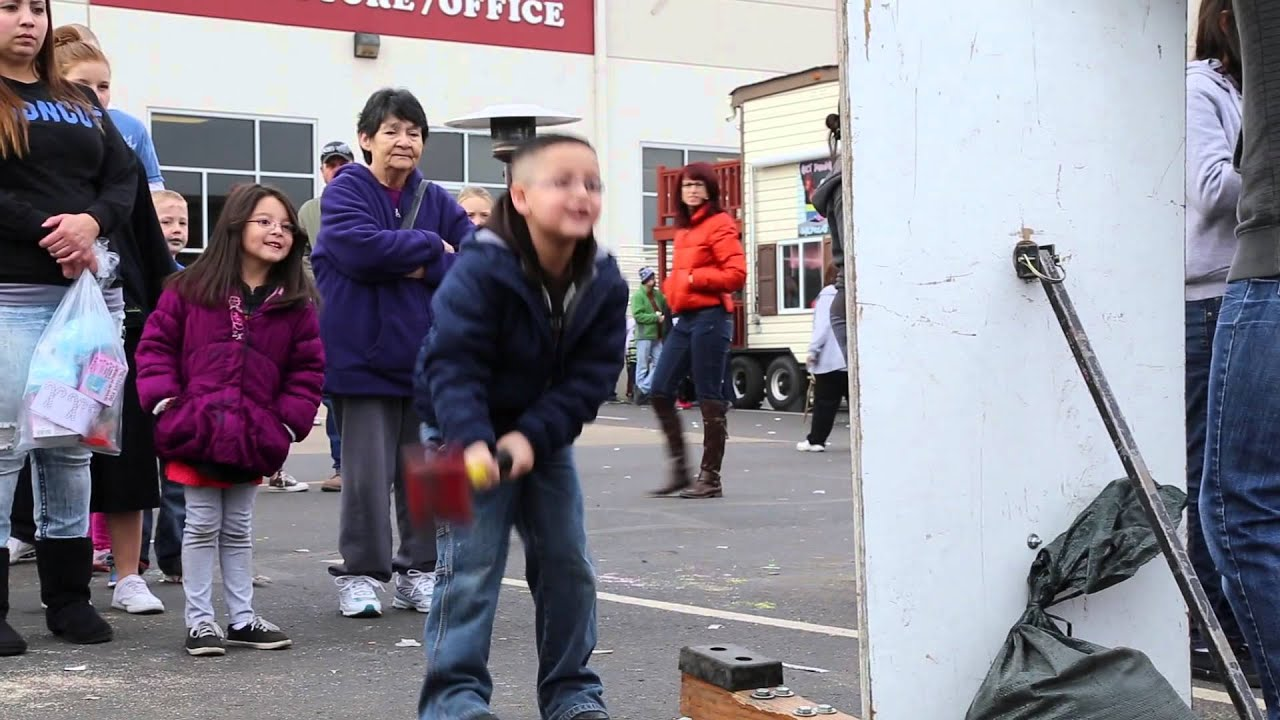 Hammond's Candies Candy Cane Festival 2014