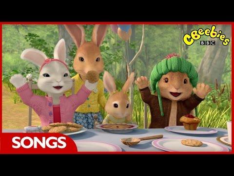 CBeebies | Peter Rabbit | Happy Birthday Song