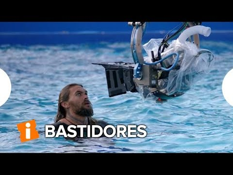 Play Aquaman | Bastidores Legendado