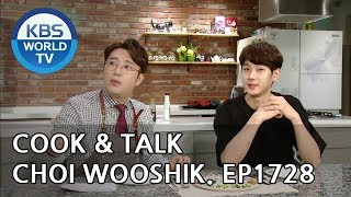 Cook and Talk: Choi Wooshik [Entertainment Weekly/2018.09.10]