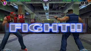 The King of Fighters: Maximum Impact (PlayStation 2) Story as Terry