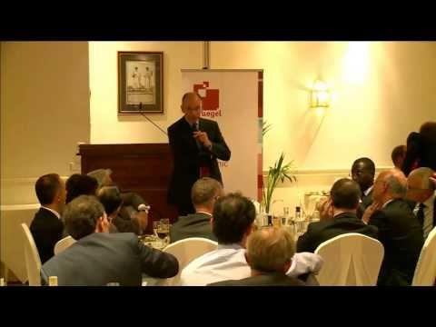 Bruegel Annual Dinner: Keynote speech by Italy PM Enrico Letta