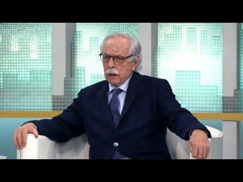 Maria Lydia entrevista Modesto Carvalhosa, jurista
