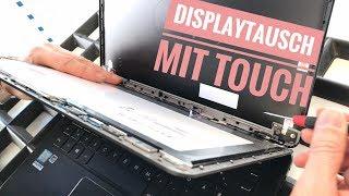 Displaytausch mit Touch Digitizer am ASUS Zenbook Flip UX360