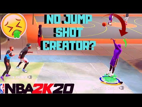 THIS IS THE BEST JUMPSHOT IN NBA 2K20! BEST NON-CUSTOM JUMPSHOT IN NBA 2K20 BEST JUMPSHOT FOR GUARDS