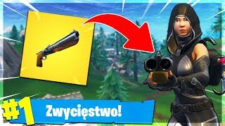 DUBELTÓWKA! *NOWY SHOTGUN*! HIT CZY KIT! | Fortnite - Battle Royale