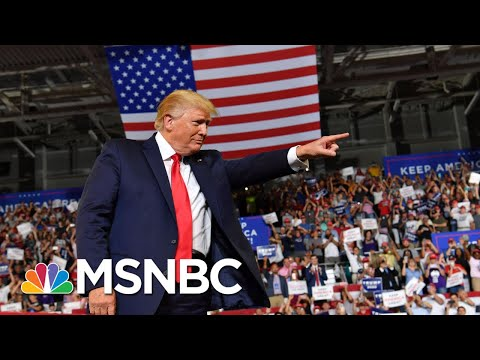 Trump rally chants: 'Send her back' - The Day That Was | MSNBC