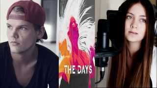 Avicii - The Days (Jasmine Thompson Cover) [Bergs Remix] NEW HD