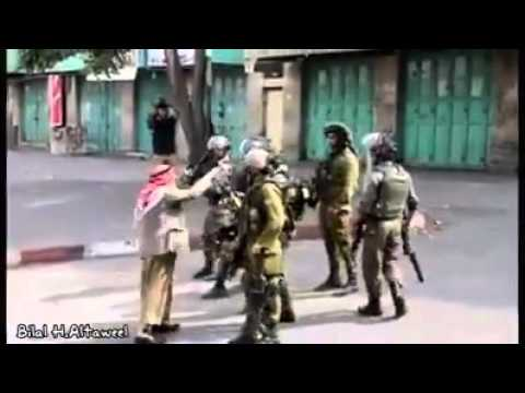 Cold blood execution by Israeli occupation army
