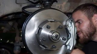 1968 Mustang Disc Brake Install from Sacramento Mustang