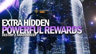 Extra Hidden Powerful Rewards Each Week [Destiny 2 Shadowkeep]